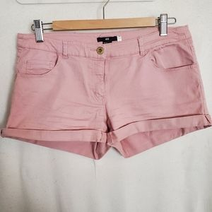 Dusty Pink Shorts H&M